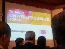 University-Business Forum 2016